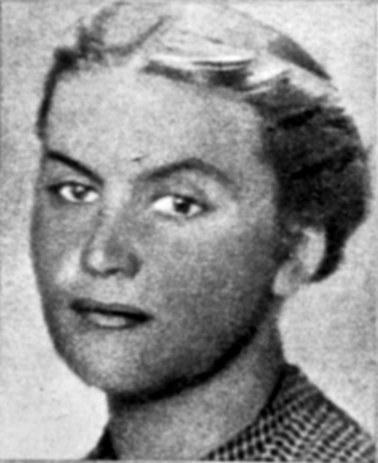 To ona dała twarz warszawskiej Syrence. Zginęła w powstaniu