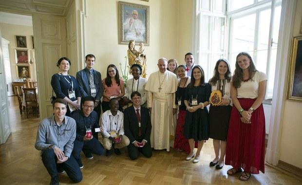 To oni zjedli obiad z papieżem Franciszkiem!