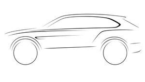 To pewne - SUV Bentleya w 2016 r.