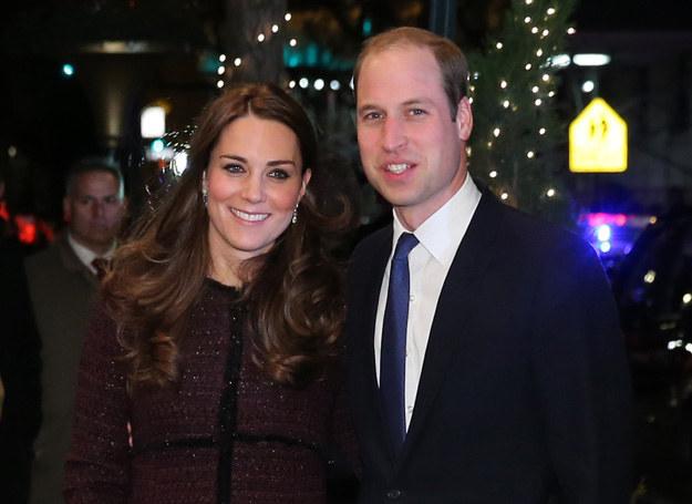 To pierwsza oficjalna wizyta pary w USA /Getty Images