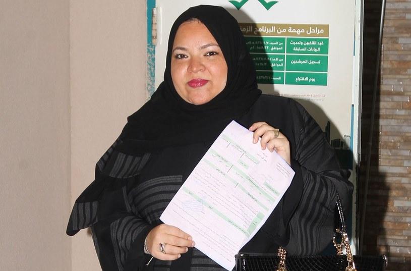 To pierwsze wybory, w których mogą brać udział kobiety /AFP