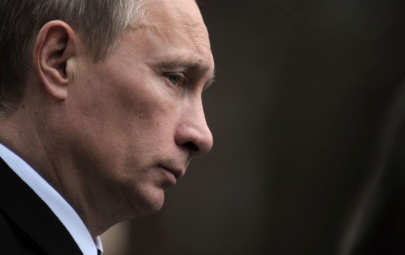 To pierwszy przypadek, gdy biskup Rosyjskiej Cerkwi Prawosławnej apeluje, by nie głosować w wyborach na urzędującego szefa państwa; Na zdjęciu: Władimir Putin /Bartosz Krupa /East News