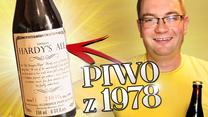 To piwo ma 40 lat! Tomasz Kopyra pije Thomas Hardy's Ale