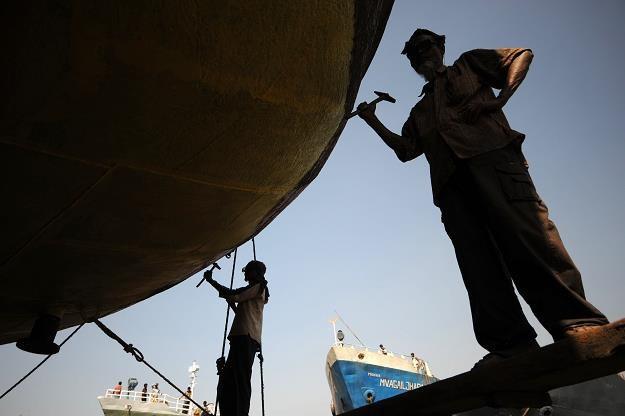 To początek odbudowy branży stoczniowej ? /AFP