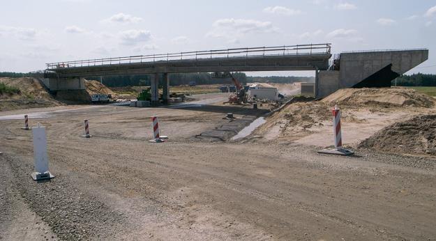 To politycy decydują, które drogi będą budowane / Fot: Andrzej Zbraniecki /East News