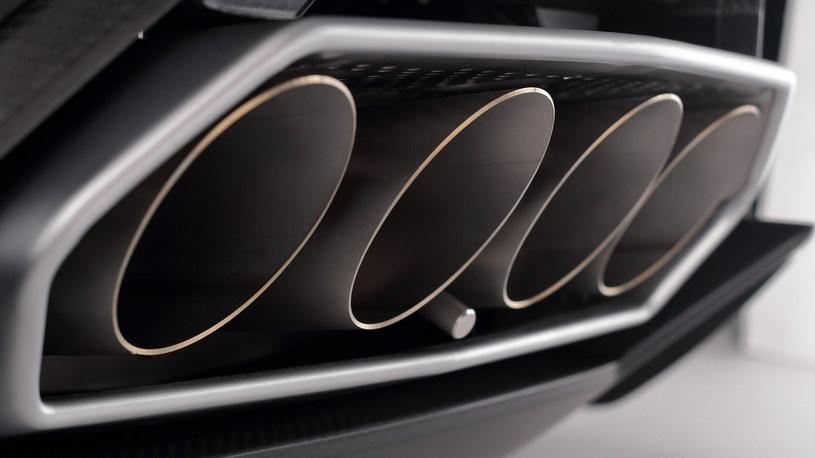 To prawdziwy wydech z Lamborghini! /materiały prasowe