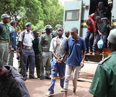 """""""To przedsmak tego, co nadejdzie"""". Rząd Zimbabwe grozi"""