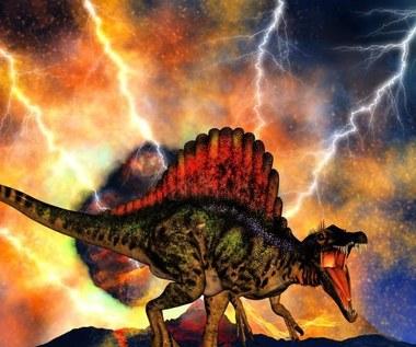 To przez ciemną materię wyginęły dinozaury?