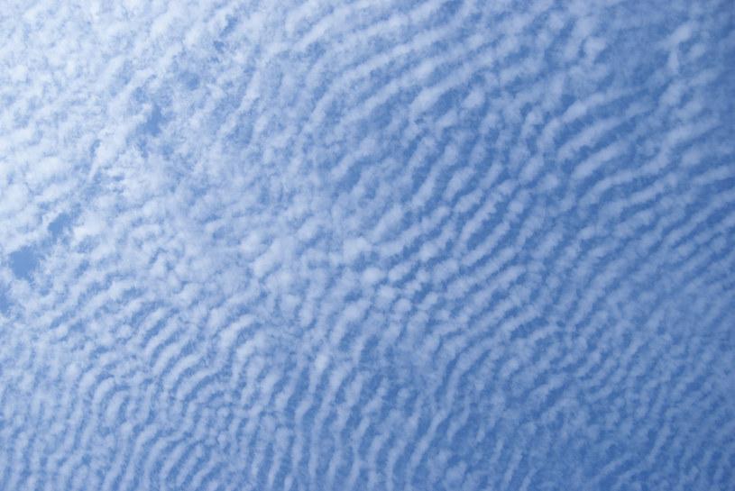 To trudne do wyobrażenia, ale kiedyś chmury otaczające Ziemię mogą przestać istnieć /123RF/PICSEL