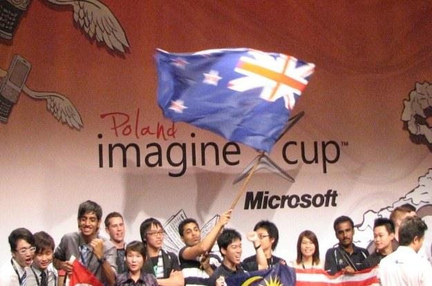 To tylko część z tegorocznych finalistów Imagine Cup 2010 w Polsce /INTERIA.PL