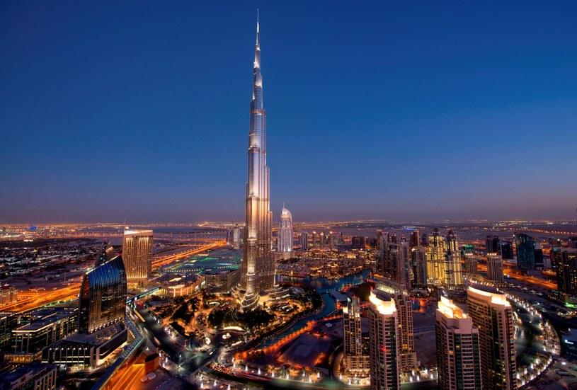 To w Dubaju znajduje się Burdż Chalifa, najwyższy budynek świata /materiały prasowe