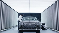 To w tych fabrykach produkowane są Lexusy