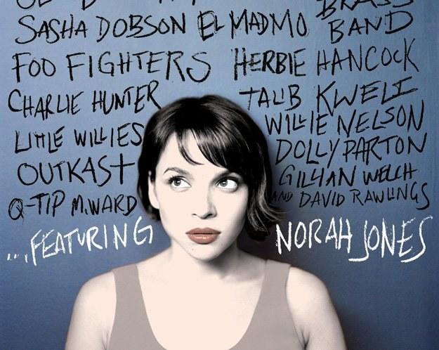 To wciąż ta sama, dobrze nam znana Norah Jones /