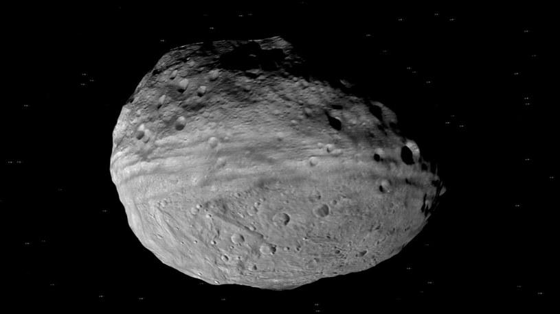 To Westa, asteroida o średnicy 500 km. 2015 TC25 ma zaledwie 2 m średnicy /NASA