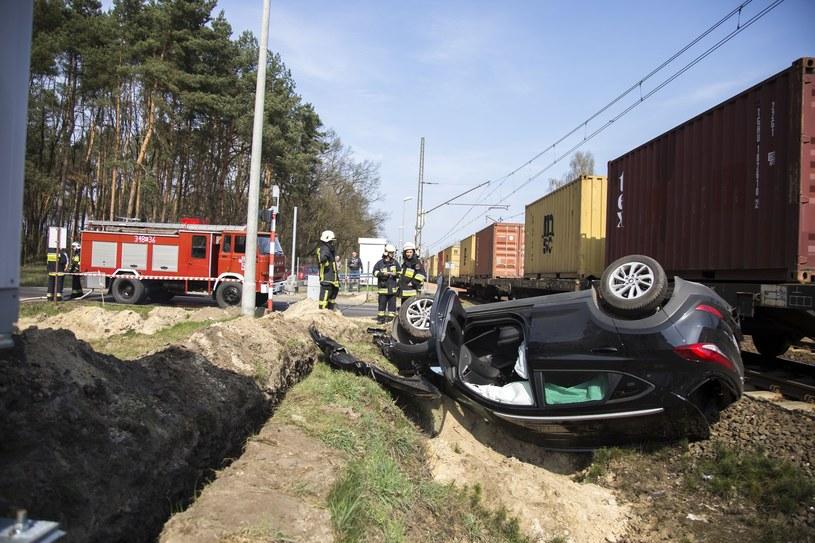 To większości wypadków na przejazdach dochodzi z winy kierowców /Krystian Polak /East News