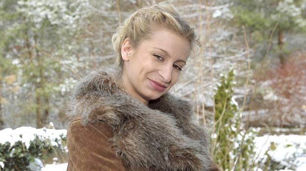 """To właśnie w """"Szpilkach..."""" Magda Schejbal po raz pierwszy zagrała główną rolę, za którą otrzymała nomi-nację do Telekamery Tele Tygodnia 2011 /Niemiec  /AKPA"""