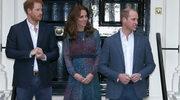 To zdjęcie przejdzie do historii! Książę William, księżna Kate i Harry wygłupiają się na fotce