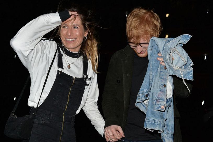 To, że Ed Sheeran się ożenił, wyszło przypadkowo, fot. Palace Lee, PacificCoastNews /East News