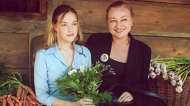 To, że została aktorką, Alicja Bachleda-Curuś zawdzięcza swojej mamie. /AKPA
