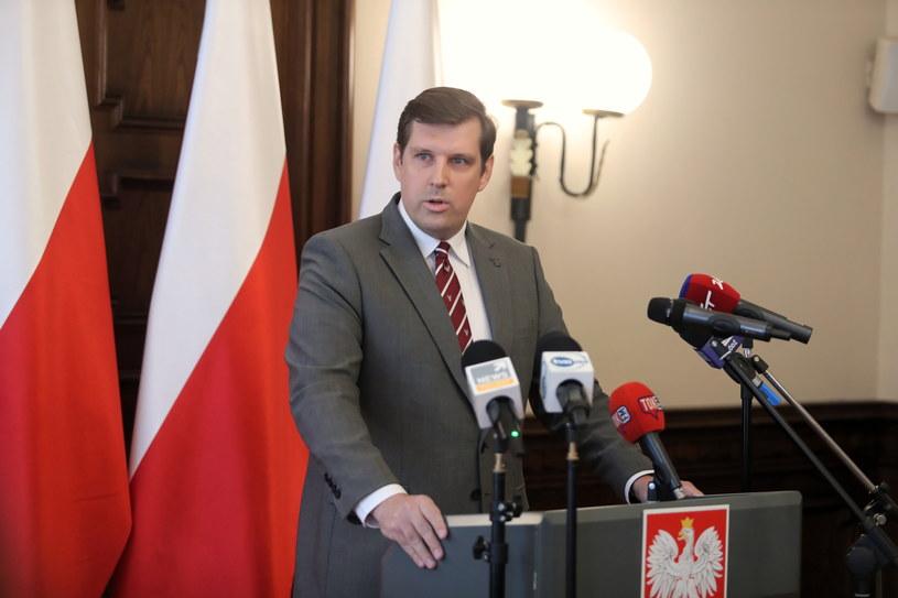 Tobiasz Bocheński /Roman Zawistowski /PAP
