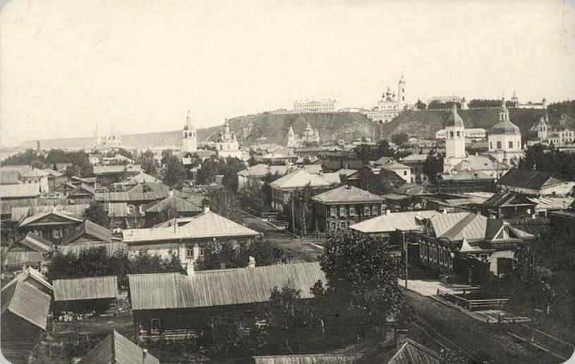 Tobolsk – miasto, w którym rządził Despot-Zenowicz /domena publiczna