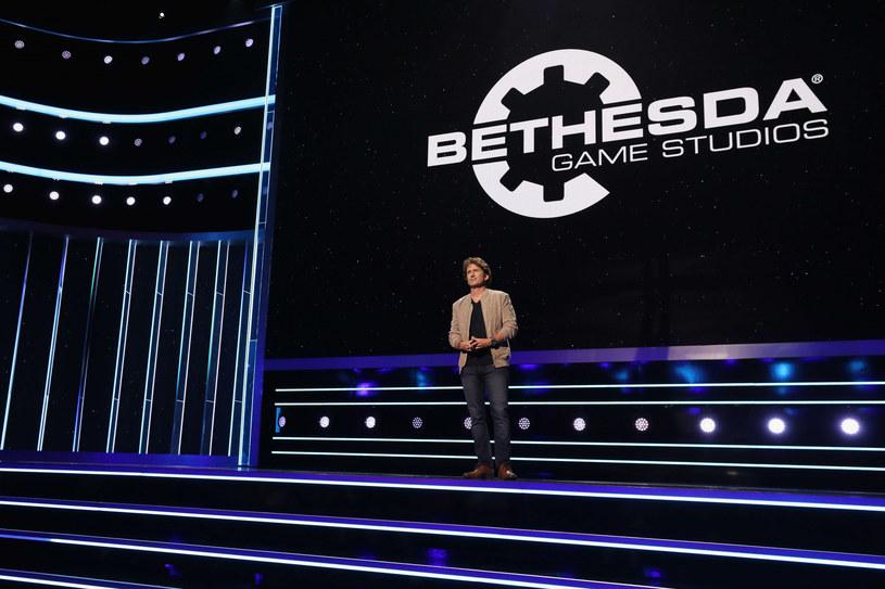 Todd Howard, reżyser i producent wykonawczy w Bethesda Game Studios /East News