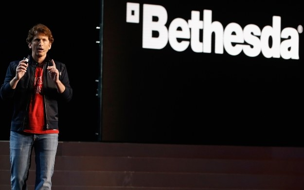 Todd Howard z Bethesda Game Studios /AFP