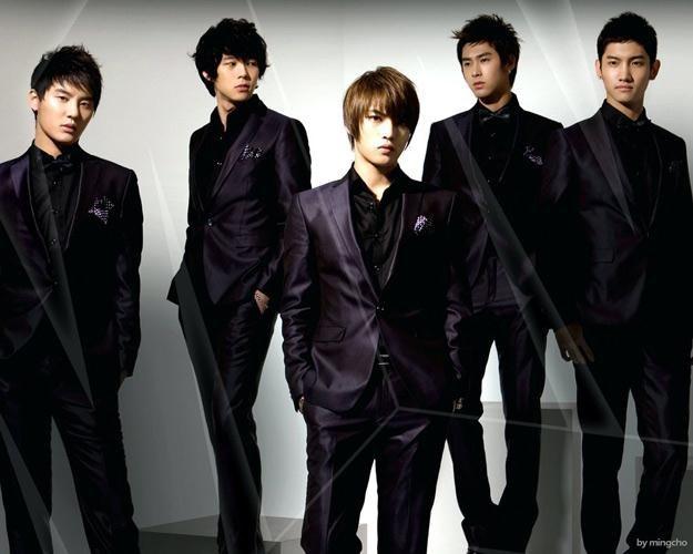 Tohoshinki: Młodość i elegancja /Oficjalna strona zespołu