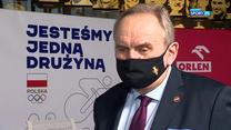 Tokio 2020. Andrzej Kraśnicki: To będą nietypowe igrzyska (POLSAT SPORT). Wideo