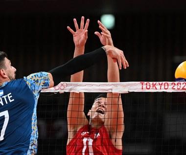 Tokio 2020. Argentyna wygrała z USA i awansowała do ćwierćfinału turnieju siatkarzy