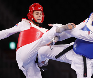 Tokio 2020. Czy Aleksandra Kowalczuk ma szansę na brąz w taekwondo? Wideo