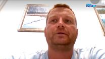 Tokio 2020: Dawid Olejniczak: Serwis nie był mocną stroną Igi. WIDEO (POLSAT SPORT)
