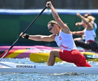 Tokio 2020. Dorota Borowska czwarta w finale kajakarskiej konkurencji C1 na 200 m