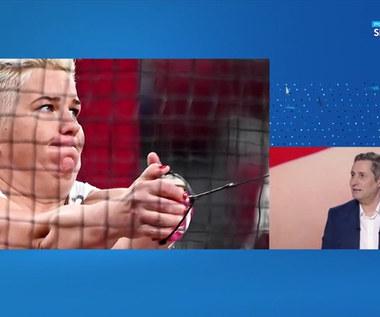 """Tokio 2020. Eksperci Polsatu Sport pod wrażeniem Anity Włodarczyk. """"To królowa"""" (POLSAT SPORT). Wideo"""