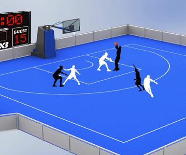 Tokio 2020. Jakie są zasady gry w koszykówkę 3x3? To warto wiedzieć przed IO. Wideo (POLSAT SPORT)