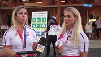 Tokio 2020. Karolina Naja i Anna Puławska o zdobyciu srebrnego medalu olimpijskiego w Tokio. WIDEO (POLSAT SPORT)