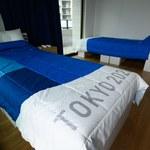 Tokio 2020. Kartonowe łóżka z wioski olimpijskiej znajdą nowe przeznaczenie