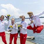 Tokio 2020: Kim są srebrne medalistki w czwórce podwójnej?