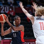 Tokio 2020. Koszykówka. Zdobyła medal olimpijski będąc w ciąży