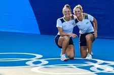Tokio 2020. Laura Pigossi i Luisa Stefani z brązem w deblu