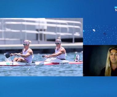 Tokio 2020. Małgorzata Puławska zdradziła, co powiedziała jej siostra po wywalczeniu medalu olimpijskiego (POLSAT SPORT). Wideo