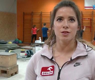 Tokio 2020. Maria Andrejczyk: Forma idzie w górę. Czekam na igrzyska (POLSAT SPORT). Wideo