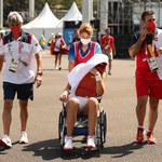 Tokio 2020: Paula Badosa zwieziona z kortu na wózku inwalidzkim! Iga Świątek nie zagra z nią meczu