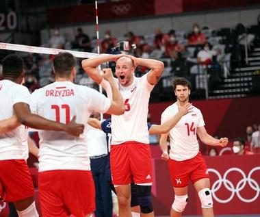 Tokio 2020. Polska - Iran 2-3 w pierwszym meczu siatkarzy