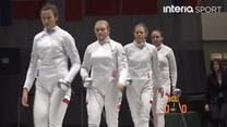 Tokio 2020. Polskie szanse medalowe - drużyna szpadzistek. Wideo