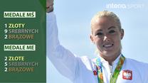 Tokio 2020. Polskie szanse medalowe - Marta Walczykiewicz. Wideo