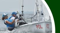 Tokio 2020. Polskie szanse medalowe - żeglarstwo (Agnieszka Skrzypulec i Jolanta Ogar). WIDEO