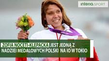 Tokio 2020. Polskie szanse medalowe - Zofia Klepacka. Wideo