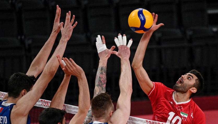 Tokio 2020. Siatkówka: Włochy pokonują Iran 3-1