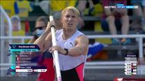 Tokio 2020. Skok o tyczce: Czy ból piety odbierze szanse na medal Piotrowi Liskowi? (POLSAT SPORT). Wideo